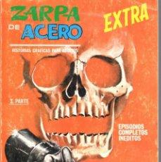 Cómics: ZARPA DE ACERO EXTRA NUMERO 26. VERTICE . BUEN ESTADO. Lote 197411365