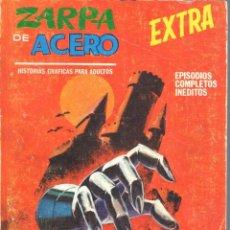 Cómics: ZARPA DE ACERO EXTRA NUMERO 28. VERTICE . BUEN ESTADO. Lote 197411566