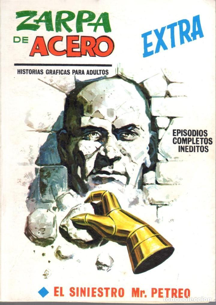 ZARPA DE ACERO EXTRA NUMERO 29. VERTICE .MUY BUEN ESTADO (Tebeos y Comics - Vértice - Fleetway)