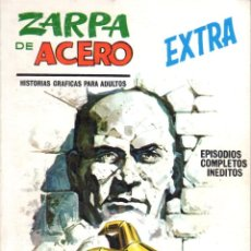 Cómics: ZARPA DE ACERO EXTRA NUMERO 29. VERTICE .MUY BUEN ESTADO. Lote 197411691