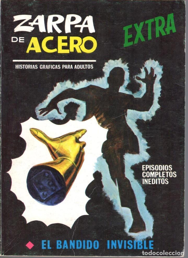 ZARPA DE ACERO EXTRA NUMERO 30. VERTICE .MUY BUEN ESTADO (Tebeos y Comics - Vértice - Fleetway)