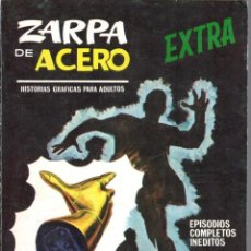Comics : ZARPA DE ACERO EXTRA NUMERO 30. VERTICE .MUY BUEN ESTADO. Lote 197411788