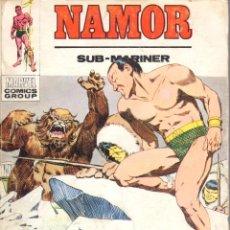 Cómics: NAMOR VOLUMEN 1 NUMERO 27. VERTICE. Lote 197413547