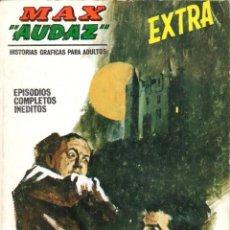 Cómics: MAX AUDAZ EXTRA NUMERO 15. VERTICE. MUY BUEN ESTADO. Lote 197415726