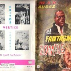 Cómics: MAX AUDAZ GRAPA NUMERO 8 VERTICE.. Lote 197416147