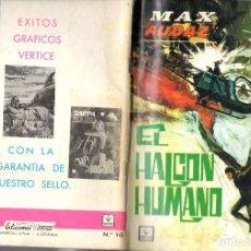 Cómics: MAX AUDAZ GRAPA NUMERO 18 VERTICE.. Lote 197416742