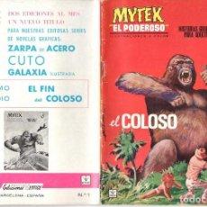 Comics : MYTEX EL PODEROSO. GRAPA. NUMERO 1. Lote 197417388