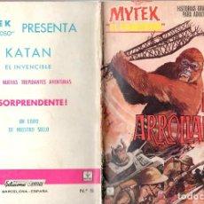 Cómics: MYTEX EL PODEROSO. GRAPA. NUMERO 5 . VERTICE. Lote 197418062
