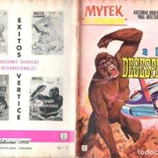 Cómics: MYTEK EL PODEROSO. GRAPA. NUMERO 7 . VERTICE. Lote 197418233