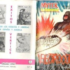 Cómics: MYTEK EL PODEROSO. GRAPA. NUMERO 8 . VERTICE. Lote 197418532