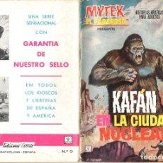 Cómics: MYTEK EL PODEROSO. GRAPA. NUMERO 9 . VERTICE. Lote 197418620