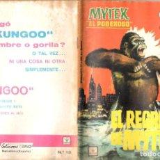 Cómics: MYTEK EL PODEROSO. GRAPA. NUMERO 13 . VERTICE. Lote 197418988