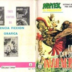 Cómics: MYTEK EL PODEROSO. GRAPA. NUMERO 17 . VERTICE. Lote 197419337