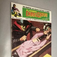 Comics: EL HOMBRE ENMASCARADO VOL. 1 Nº 21 / VÉRTICE. Lote 197458548