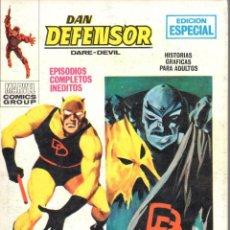 Cómics: DAN DEFENSOR VOLUMEN 1 NUMERO 19. VERTICE. DAREDEVIL. Lote 197473856