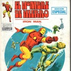 Cómics: EL HOMBRE DE HIERRO VOLUMEN 1 NUMERO 19. VERTICE. IRON MAN. Lote 197478102