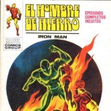 Comics : EL HOMBRE DE HIERRO VOLUMEN 1 NUMERO 23. VERTICE. IRON MAN. Lote 197478150