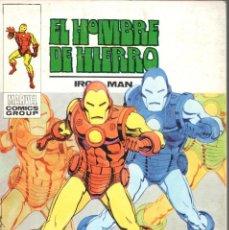 Cómics: EL HOMBRE DE HIERRO VOLUMEN 1 NUMERO 25. VERTICE. IRON MAN. Lote 197478196