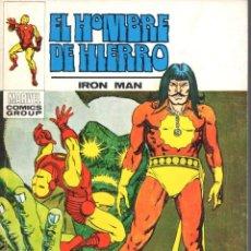 Comics : EL HOMBRE DE HIERRO VOLUMEN 1 NUMERO 27. VERTICE. IRON MAN. Lote 197478272