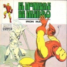 Comics : EL HOMBRE DE HIERRO VOLUMEN 1 NUMERO 32. VERTICE. IRON MAN. Lote 197478417