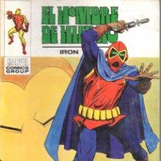 Comics : EL HOMBRE DE HIERRO VOLUMEN 1 NUMERO 31. VERTICE. IRON MAN. Lote 197478485