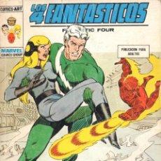 Cómics: LOS 4 FANTASTICOS VOLUMEN 1 NUMERO 65. VERTICE. Lote 197479455