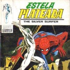 Cómics: ESTELA PLATEADA VOLUMEN 1 NUMERO 11. VERTICE. SILVER SURFER. Lote 197479873