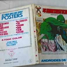Cómics: COMIC VERTICE: LOS 4 FANTASTICOS Nº 48. ANDROIDES DE MUERTE. Lote 197483131
