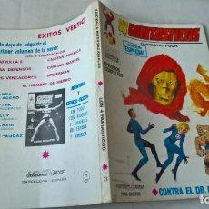 Cómics: COMIC VERTICE: LOS 4 FANTASTICOS Nº 3. CONTRA EL DOCTOR MUERTE. Lote 197486341