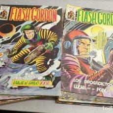Cómics: FLASH GORDON VOL. 2 / LOTE CON 23 NUMEROS / VÉRTICE. Lote 197512562