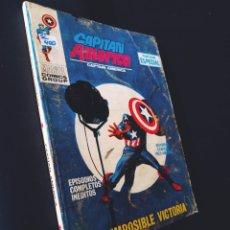 Cómics: NORMAL ESTADO CAPITAN AMERICA 13 VERTICE TACO. Lote 197513467
