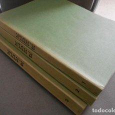 Cómics: COLECCION COMPLETA EN 15 NUMEROS THE RAMPAGING HULK - EN 3 TOMOS DE TAPA BLANDA. Lote 197520216