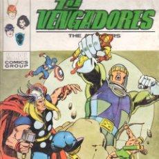 Cómics: LOS VENGADORES VOLUMEN 1 NUMERO 48. VERTICE. Lote 197521941