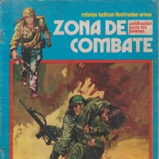 Cómics: ZONA DE COMBATE AZUL ( URSUS ) 1975-1982 LOTE. Lote 197602821