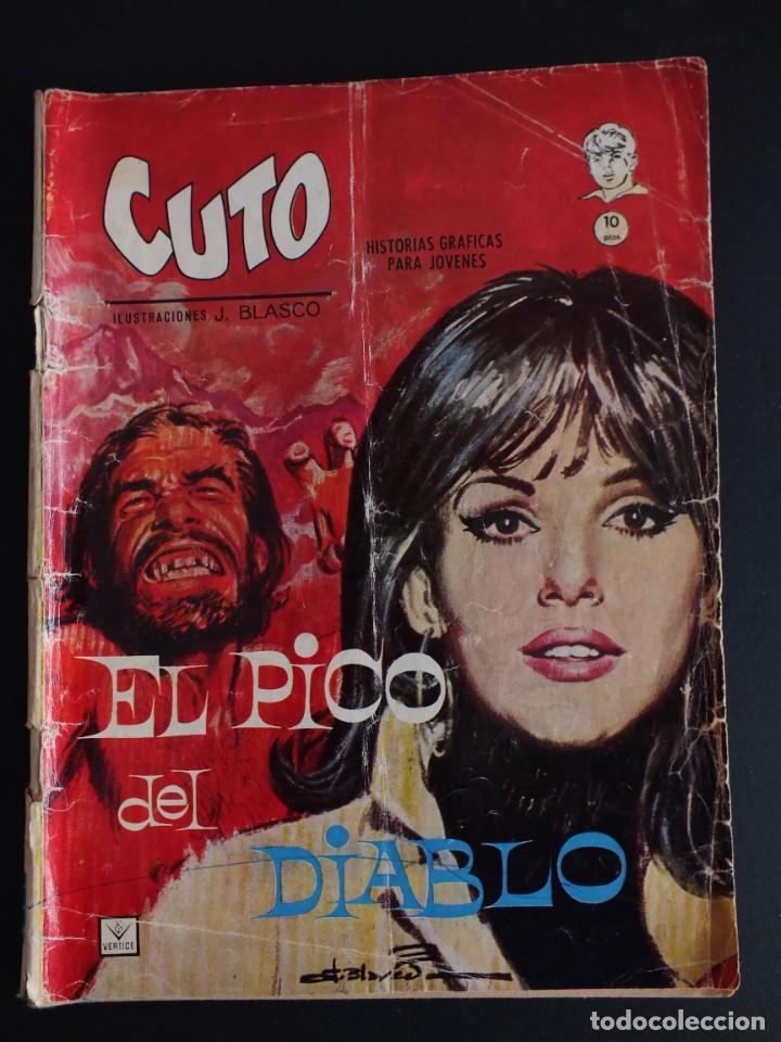 CUTO Nº 5 EDITORIAL VERTICE (Tebeos y Comics - Vértice - Otros)
