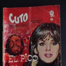 Cómics: CUTO Nº 5 EDITORIAL VERTICE. Lote 197608752
