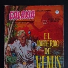 Cómics: GALAXIA Nº 3 EDITORIAL VERTICE GRAPA. Lote 197609037