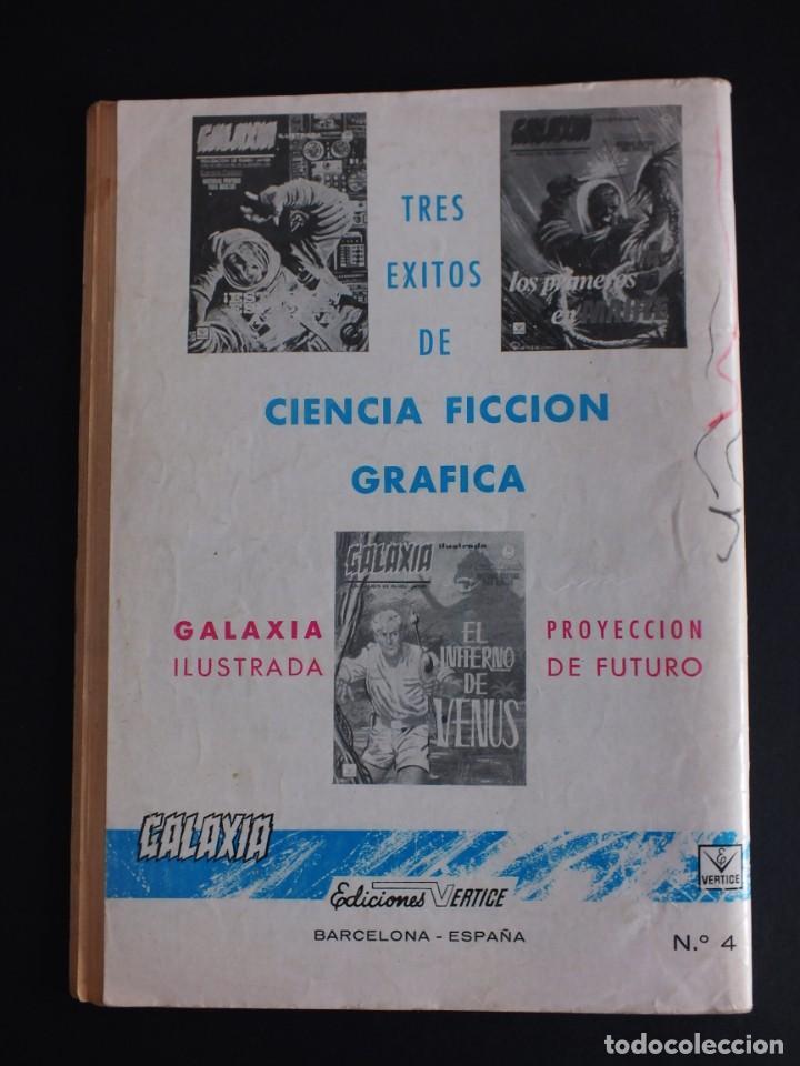 Cómics: GALAXIA Nº 4 EDITORIAL VERTICE GRAPA - Foto 3 - 197609132