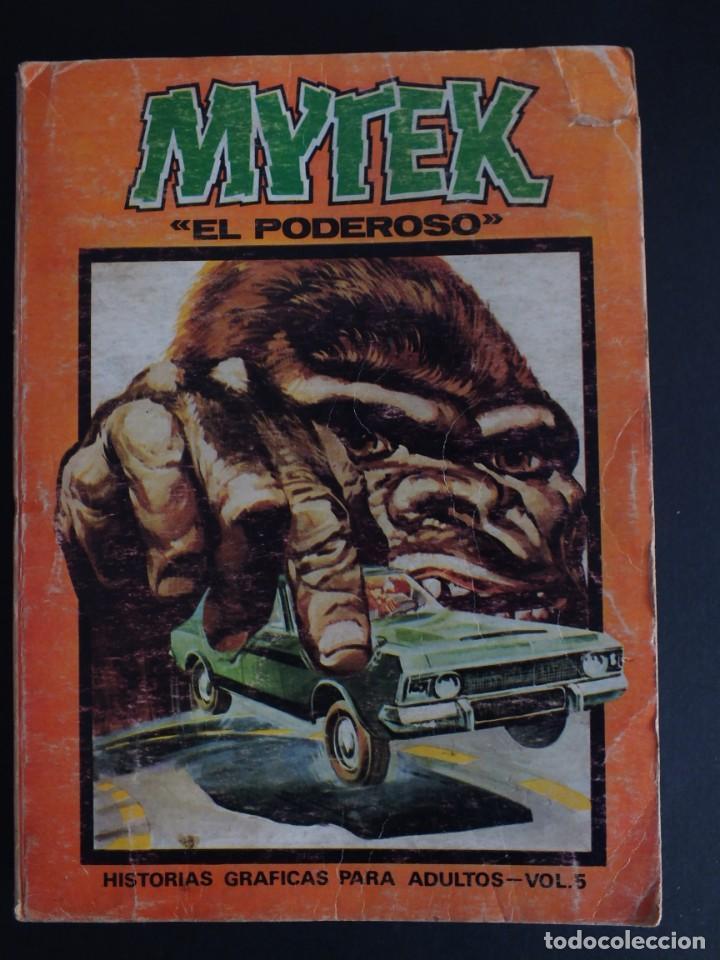 MYTEK Nº 5 EDICION ESPECIAL EDITORIAL VERTICE (Tebeos y Comics - Vértice - Otros)