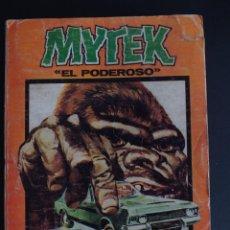 Cómics: MYTEK Nº 5 EDICION ESPECIAL EDITORIAL VERTICE. Lote 197609656