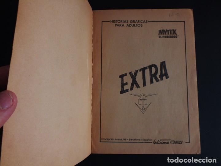 Cómics: MYTEK Nº 5 EDICION ESPECIAL EDITORIAL VERTICE - Foto 2 - 197609656