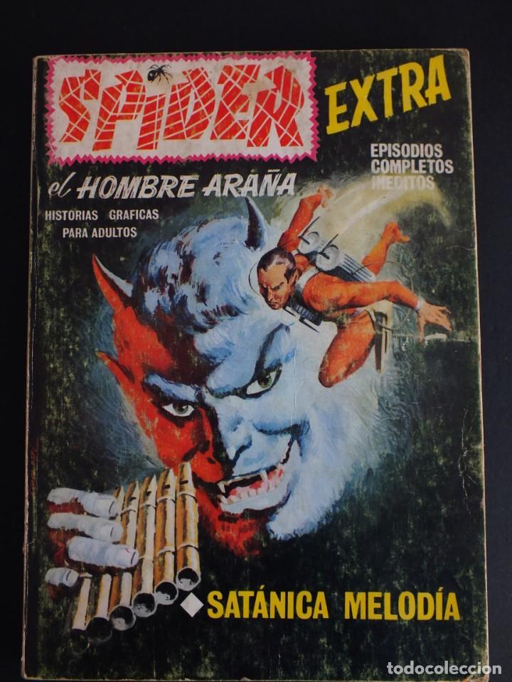 SPIDER Nº 22 EDITORIAL VERTICE (Tebeos y Comics - Vértice - Otros)