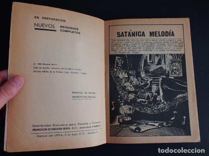 Cómics: SPIDER Nº 22 EDITORIAL VERTICE - Foto 2 - 197610041