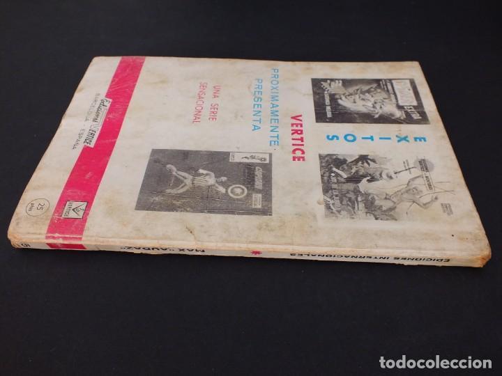 Cómics: MAX AUDAZ Nº 15 EDITORIAL VERTICE - Foto 4 - 197610742