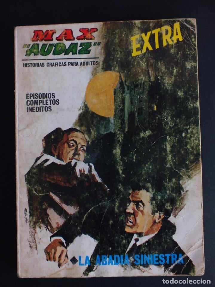MAX AUDAZ Nº 15 EDITORIAL VERTICE (Tebeos y Comics - Vértice - Otros)