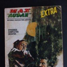 Cómics: MAX AUDAZ Nº 15 EDITORIAL VERTICE. Lote 197611132