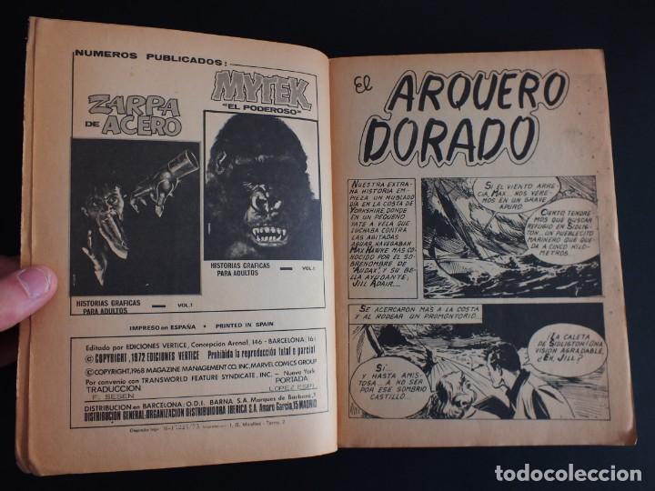 Cómics: MAX AUDAZ Nº 1 EDICIÓN ESPECIAL EDITORIAL VERTICE - Foto 2 - 197612401