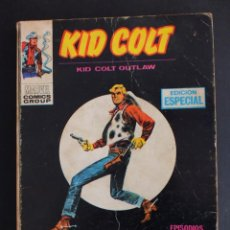 Cómics: KID COLT Nº 4 EDITORIAL VERTICE. Lote 197618453