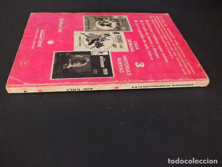 Cómics: KID COLT Nº 4 EDITORIAL VERTICE - Foto 3 - 197618453