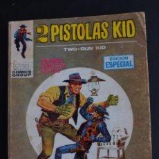 Cómics: 2 PISTOLAS KID Nº 7 EDITORIAL VERTICE . Lote 197619665